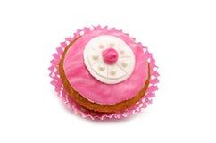 Cupcake rose Stock Image