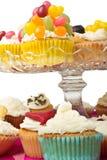 Cupcake selection Royalty Free Stock Photo