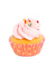 Cupcake With Sprinkles. Royalty Free Stock Image
