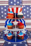Cupcake Stand Royalty Free Stock Image