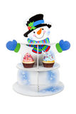 Cupcake Stand Royalty Free Stock Photos