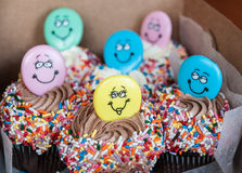 Cupcake Sweetie Stock Photos
