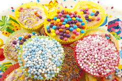 Cupcake treat Royalty Free Stock Photo