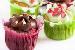 Cupcake Treats Stock Photography