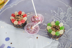 Cupcake variety of different Royalty Free Stock Photo