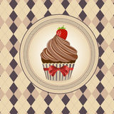 Cupcake Royalty Free Stock Photography