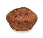 Cupcake on white Stock Photos