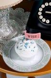 Cupcake Wish Stock Image