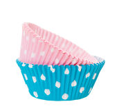 Cupcake Wrappers Royalty Free Stock Photos