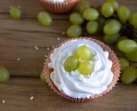 cupcakes γλυκό Στοκ Εικόνα
