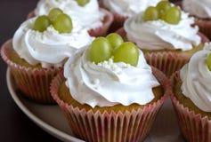 cupcakes γλυκό Στοκ εικόνα με δικαίωμα ελεύθερης χρήσης