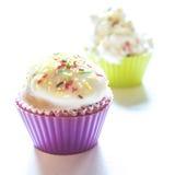 cupcakes γλυκό Στοκ Εικόνες