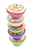 cupcakes εύγευστος Στοκ φωτογραφίες με δικαίωμα ελεύθερης χρήσης