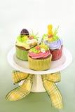cupcakes Πάσχα Στοκ φωτογραφία με δικαίωμα ελεύθερης χρήσης