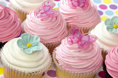 cupcakes φαντασία Στοκ Εικόνες