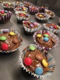 cupcakes Fotografie Stock