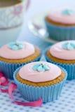 Cupcakes Royalty-vrije Stock Fotografie