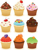 Cupcakes !! Royalty Free Stock Image