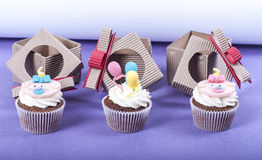 Cupcakes Royalty Free Stock Photography