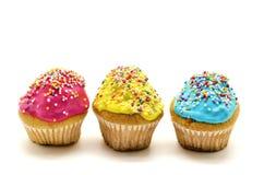 Cupcakes Stock Afbeeldingen