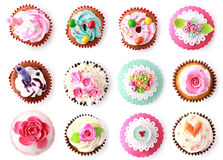 cupcakes Photographie stock