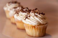Cupcakes2 Fotografía de archivo libre de regalías