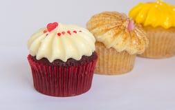 cupcakes Stockfoto