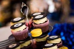 cupcakes stockbilder