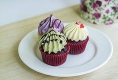 cupcakes Images libres de droits