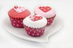 Cupcakes Στοκ Εικόνες