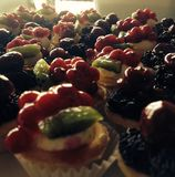 cupcakes Stockfotos