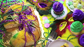 cupcakes stock footage
