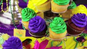 cupcakes stock videobeelden