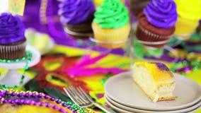 cupcakes stock video