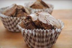 cupcakes Royalty-vrije Stock Afbeeldingen