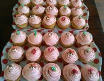 cupcakes stockfotografie