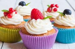 cupcakes Stock Foto's