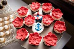 Cupcakes Στοκ Εικόνα