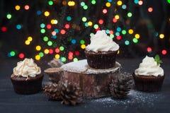 cupcakes image libre de droits