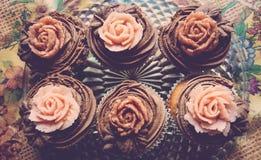 cupcakes Immagine Stock