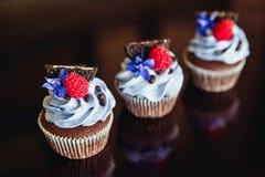 cupcakes Photo libre de droits