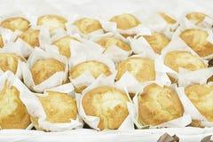 Cupcakes artisans Στοκ εικόνες με δικαίωμα ελεύθερης χρήσης
