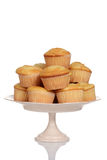 Cupcakes on a cake stand Royalty Free Stock Photo