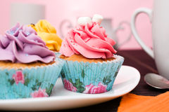 Cupcakes dessert Stock Photography