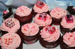 Cupcakes1 Royalty-vrije Stock Foto's