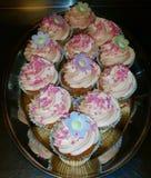 Cupccakes Imagen de archivo libre de regalías