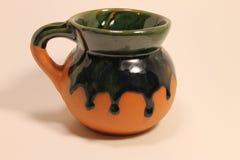 Cupe piacevole della bevanda del caffè immagini stock libere da diritti