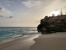 Free Cupecoy Beach, Sint Maarten, Dutch Caribbean Royalty Free Stock Images - 164836199