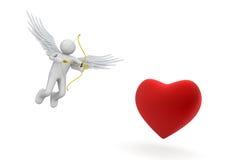 Cupid Illustrazione di Stock