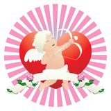 Cupid Immagine Stock